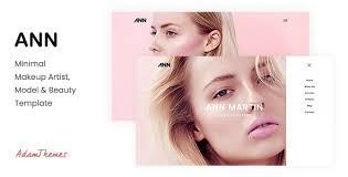 minimal makeup artist model beauty