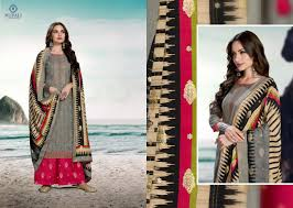 rupali fashion pashmina dress materials