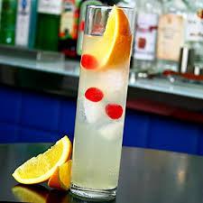 haonai tall cocktail glasses 13oz