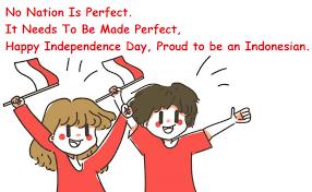 ucapan selamat hari kemerdekaan agustus dalam bahasa