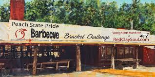 peach state pride x rcs bbq bracket