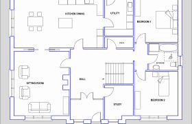 dormer house plans ireland lovely