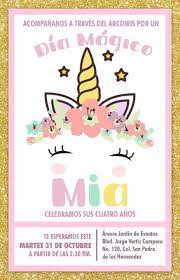 Original Invitacion De Cumpleanos Infantil Party Invitaciones