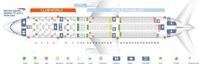 british airways fleet boeing 777 200 er