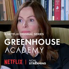 """Selina Giles on Twitter: """"#Season4 #GreenhouseAcademy is now streaming.  Does life imitate art? Or Art imitate life. Great binge worthy watching for  all you kids playing it safe & stuck at home.…"""