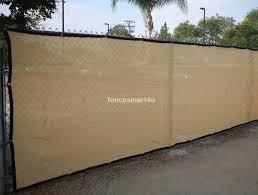 8 X 400 Privacy Fence Screen Fence Screen Shade Cloth Fencesmart4u