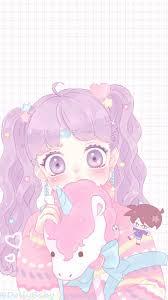 kawaii anime wallpaper app y