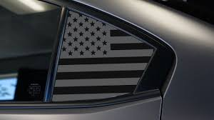 American Flag Quarter Window Decal 2015 2020 Subaru Wrx Sti Premium Auto Styling