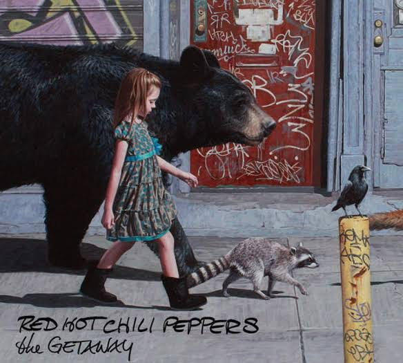 Image result for the getaway the red hot chili peppers