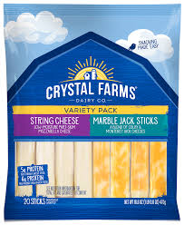 marble jack sticks from crystal farms