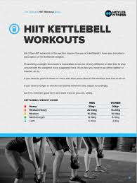 the ultimate hiit workout book hoyles