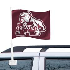 Mississippi State University Car Decor Mississippi State Bulldogs Car Magnets Stickers Www Hailstatestore Com