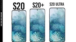 Samsung Galaxy S20 senza veli, le caratteristiche dei tre modelli