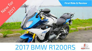 2017 bmw r1200 rs first ride and review