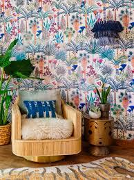 justina blakeney home wallpaper
