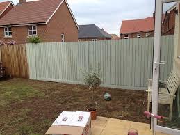 First Coat Cuprinol Fresh Rosemary Garden Fence Paint Cuprinol Garden Shades Garden Front Of House