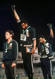 Tommy Smith: African American Olympic legend