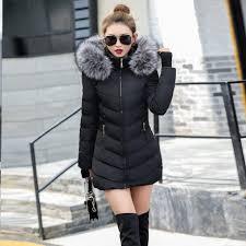 warm parka womens winter coats