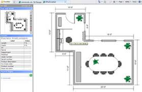 drawing office layout diagrams to scale