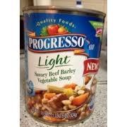 savory beef barley vegetable soup