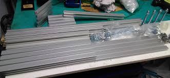 Aluminum Router Fence Build The Blog Of Ivan Krizsan