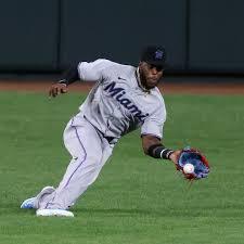 Miami Marlins: Monte Harrison made his MLB Debut last night.... - Raw Chili