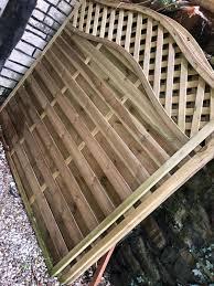 Garden Fence Panels In Bb2 Blackburn For 150 00 For Sale Shpock