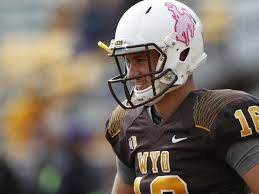 Stephens: Wyoming QB Brett Smith taking a surprising risk in early  departure for NFL draft