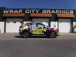 Cars Suvs Wrap City Graphics Great Looking Wraps