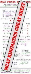 mcat physics tutorial s