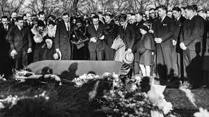 Knute Rockne's funeral and the dawn of a new American experience - ABC7  Chicago