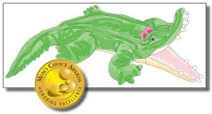 Ally The Alligator Removable Wall Decal From Ally Alone Storybook Baxter S Corner