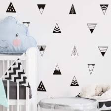 Amazon Com Wall Stickers For Kids Rooms Baby Boy Bedroom Diy Wall Art Decor Tent And Bear Cartoon Wall Decals Arts Crafts Sewing
