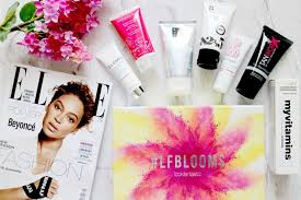 the look fantastic lfblooms beauty box