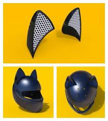 Cat Ear Helmet Upgrades