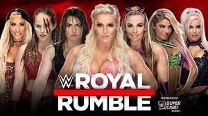 Revealed: Winners From WWE Royal Rumble 2020 Match Card