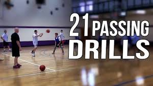 21 basketball ping drills for coaches