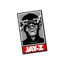 Jay Z Sticker Decal Obey Music Cd Album Parody Beyonce Hip Hop Car Laptop Ebay