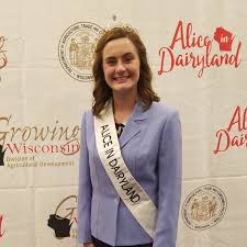New Alice in Dairyland Julia Nunes selected as Abigail Martin retires