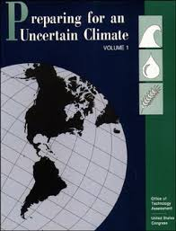 Preparing for an Uncertain ClimateÑVol. I (Part 1 of 17)