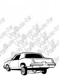 Buick Lowrider Decal Car Decals Vinyl Pontiac Decal Car Window Stickers