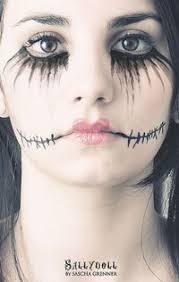 posts similar to dead bride make up