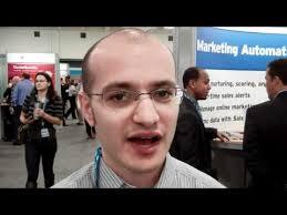CloudTimes Interview with Adam Blitzer, Pardot at Dreamforce 2010 - YouTube