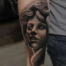 Pin By Submissivenes On Tattoo Forearm Przedramie Medusa