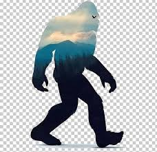 Bigfoot Adhesive Tape Car Decal Sticker Png Clipart Animals Bumper Sticker City Landscape Die Cutting Double