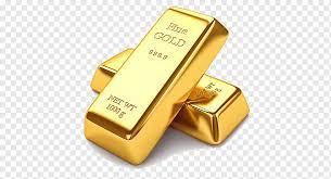 Dos 100 g. barras de oro finas, oro de California Gold Rush como ...
