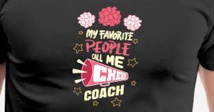 cheerleader coach cheer coach gift idea