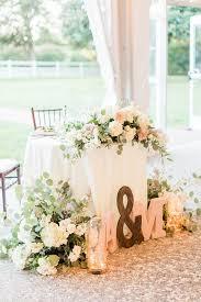 20 wedding sweetheart table ideas for