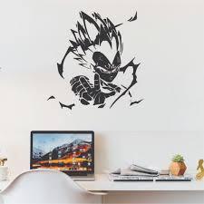 Dragon Ball Goku Wall Decal Iproduction