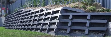 Concrib Retaining Walls